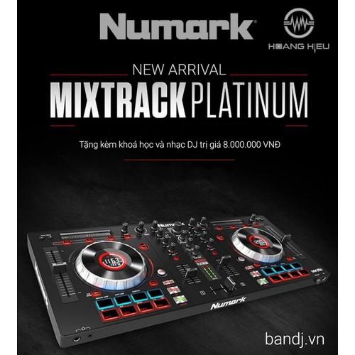 Bàn DJ Numark Mixtrack Platium - 6609360 , 16659282 , 15_16659282 , 8600000 , Ban-DJ-Numark-Mixtrack-Platium-15_16659282 , sendo.vn , Bàn DJ Numark Mixtrack Platium