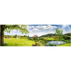 Tranh dán tường 3D VTC cảnh đẹp thiên nhiên UD0090A kt 220 x 80 cm