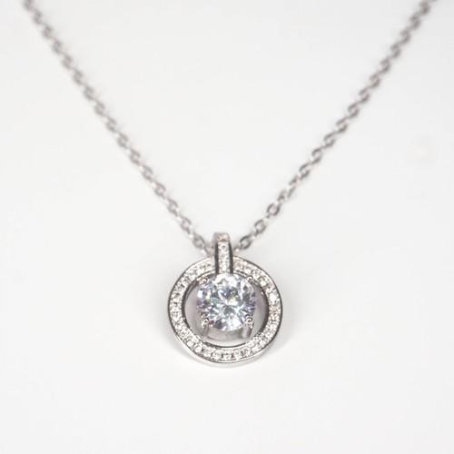 Vòng cổ nữ vòng cổ nữ vòng cổ nữ VC010 chất liệu bạc 925