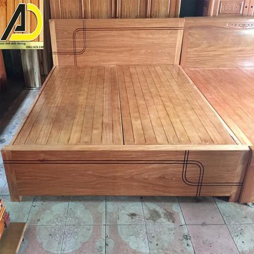 giường gỗ đinh hương - 6591028 , 16645860 , 15_16645860 , 9500000 , giuong-go-dinh-huong-15_16645860 , sendo.vn , giường gỗ đinh hương