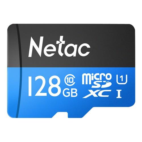 Thẻ nhớ NETAC 128GB class 10 chuyên dụng dành cho camera