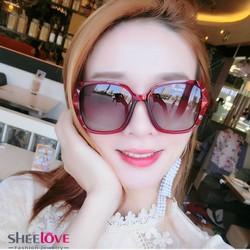 Mắt kính nữ overside thời trang Hàn Quốc K5101