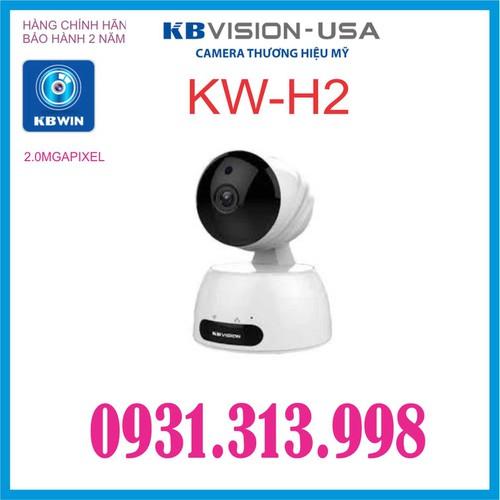 CAMERA IP WIFI KBWIN 2MP KW-H2 - 6599759 , 16651640 , 15_16651640 , 1089000 , CAMERA-IP-WIFI-KBWIN-2MP-KW-H2-15_16651640 , sendo.vn , CAMERA IP WIFI KBWIN 2MP KW-H2