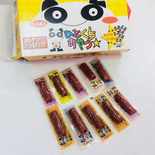 Xúc xích Panda Nhật - Xúc Xích Mini Ohgiya- Hộp 50 Chiếc