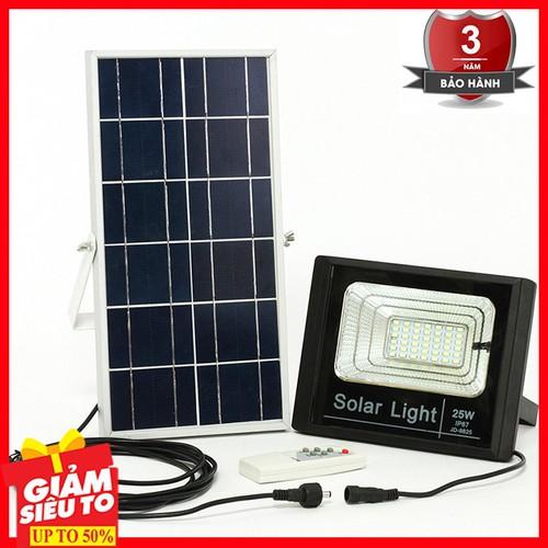 Đèn năng lượng mặt trời - tấm năng lượng mặt trời - den nang luong mat troi 25W