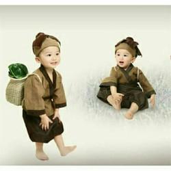 Đồ tiều phu bé trai và bé gái DTP02