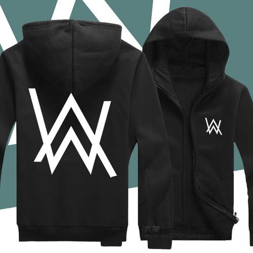 Áo khoác hoodie nam nữ Alan Walker size M,L,XL màu đen - 6616555 , 16665075 , 15_16665075 , 155000 , Ao-khoac-hoodie-nam-nu-Alan-Walker-size-MLXL-mau-den-15_16665075 , sendo.vn , Áo khoác hoodie nam nữ Alan Walker size M,L,XL màu đen