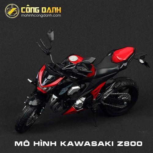 Mô Hình Xe Moto Kawasaki Z800
