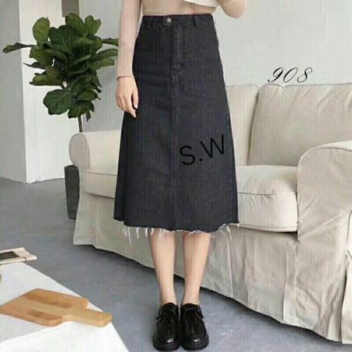 Chân váy jean nữ cực xinh - 6649331 , 16690003 , 15_16690003 , 115000 , Chan-vay-jean-nu-cuc-xinh-15_16690003 , sendo.vn , Chân váy jean nữ cực xinh