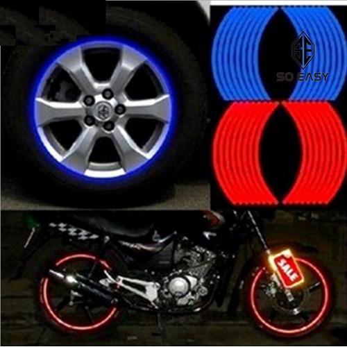 Tem chỉ viền phản quang trang trí mâm bánh xe hơi, ô tô, sợi dây decal dán viền vành cho bánh xe đạp, xe máy, ô tô - 6642144 , 16685642 , 15_16685642 , 99000 , Tem-chi-vien-phan-quang-trang-tri-mam-banh-xe-hoi-o-to-soi-day-decal-dan-vien-vanh-cho-banh-xe-dap-xe-may-o-to-15_16685642 , sendo.vn , Tem chỉ viền phản quang trang trí mâm bánh xe hơi, ô tô, sợi dây decal