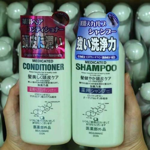 Combo dầu gội, xả chống rụng và kích thích mọc tóc Kaminomoto Nhật Bản - 6652670 , 16692694 , 15_16692694 , 209000 , Combo-dau-goi-xa-chong-rung-va-kich-thich-moc-toc-Kaminomoto-Nhat-Ban-15_16692694 , sendo.vn , Combo dầu gội, xả chống rụng và kích thích mọc tóc Kaminomoto Nhật Bản