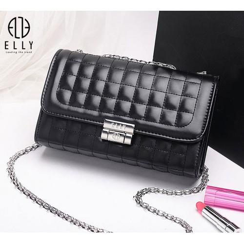 Túi xách nữ thời trang cao cấp ELLY – EL1 đen - 6633198 , 16679493 , 15_16679493 , 1025000 , Tui-xach-nu-thoi-trang-cao-cap-ELLY-EL1-den-15_16679493 , sendo.vn , Túi xách nữ thời trang cao cấp ELLY – EL1 đen