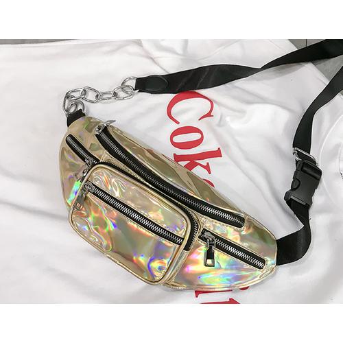 Túi bao tử MESSENGER da bóng, hợp thời trang, hàng nhập Quảng Châu