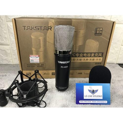 Micro thu âm PC K600 chính hãng Takstar - 6642809 , 16686111 , 15_16686111 , 1600000 , Micro-thu-am-PC-K600-chinh-hang-Takstar-15_16686111 , sendo.vn , Micro thu âm PC K600 chính hãng Takstar