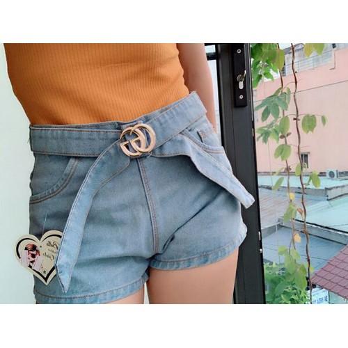 Quần Short Jean Nữ hot item - 6657649 , 16696897 , 15_16696897 , 105000 , Quan-Short-Jean-Nu-hot-item-15_16696897 , sendo.vn , Quần Short Jean Nữ hot item