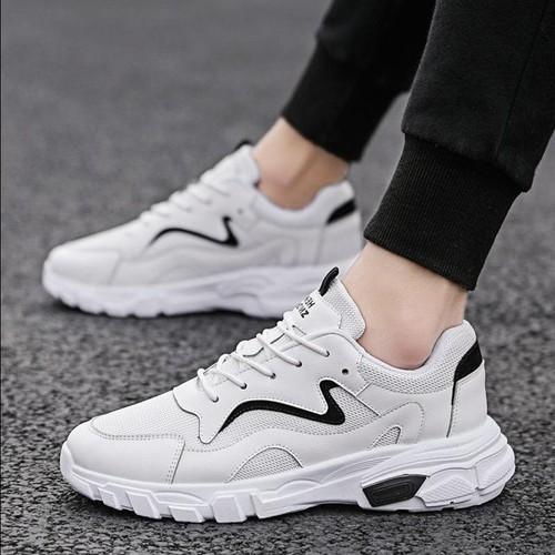 Giày sneaker nam, giày nam thời trang G853 trắng - 4751776 , 16695912 , 15_16695912 , 350000 , Giay-sneaker-nam-giay-nam-thoi-trang-G853-trang-15_16695912 , sendo.vn , Giày sneaker nam, giày nam thời trang G853 trắng