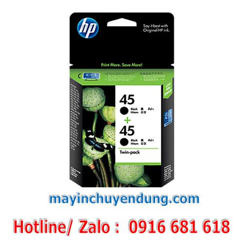 Mực in HP45 chính hãng - Mực đen HP45 - Hộp mực HP-45 - CC625AA - 4572815 , 16684897 , 15_16684897 , 1570000 , Muc-in-HP45-chinh-hang-Muc-den-HP45-Hop-muc-HP-45-CC625AA-15_16684897 , sendo.vn , Mực in HP45 chính hãng - Mực đen HP45 - Hộp mực HP-45 - CC625AA