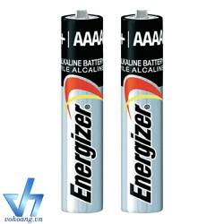 Bộ 2 pin Energizer AAAA 1.5V Alkaline - Thường dùng cho bút surface, máy tính bảng, bảng vẽ,...