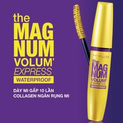Mascara  Làm Dày Mi Magnum Volum Express 9 2Ml