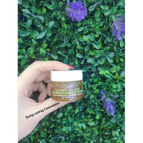 Mặt Nạ Hoa Cúc Lô Hộ Kiehl's Calendula & Aloe Soothing Hydration Masque 14ML