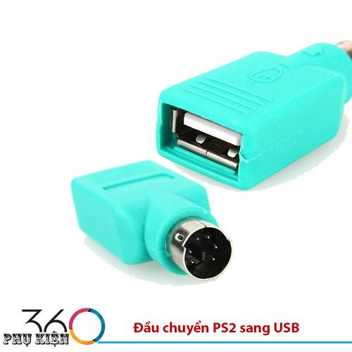 Đầu chuyển PS2 sang USB
