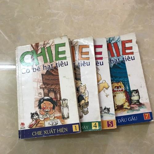 Truyện tranh Chie Cô bé hạt tiêu full bộ - 6629072 , 16675967 , 15_16675967 , 1900000 , Truyen-tranh-Chie-Co-be-hat-tieu-full-bo-15_16675967 , sendo.vn , Truyện tranh Chie Cô bé hạt tiêu full bộ