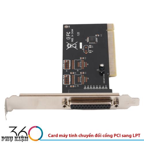 Card máy tính chuyển đổi cổng PCI sang LPT - 6627081 , 16674808 , 15_16674808 , 162000 , Card-may-tinh-chuyen-doi-cong-PCI-sang-LPT-15_16674808 , sendo.vn , Card máy tính chuyển đổi cổng PCI sang LPT