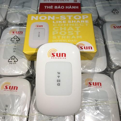 Thiết bị Router wifi phát bằng sim 3g 4g SUN FXPR2