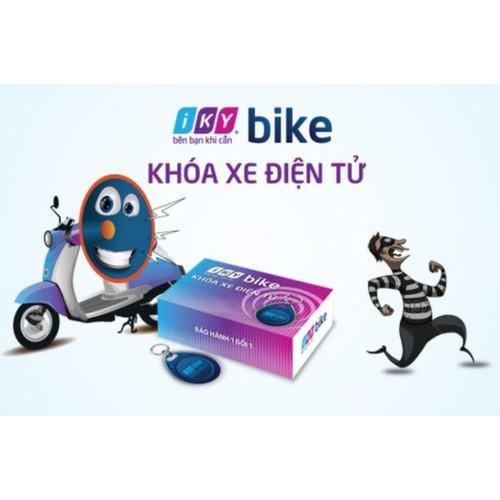 Khóa chống trộm xe máy thẻ từ Iky Bike - Dây Kích - 6635457 , 16681293 , 15_16681293 , 238000 , Khoa-chong-trom-xe-may-the-tu-Iky-Bike-Day-Kich-15_16681293 , sendo.vn , Khóa chống trộm xe máy thẻ từ Iky Bike - Dây Kích