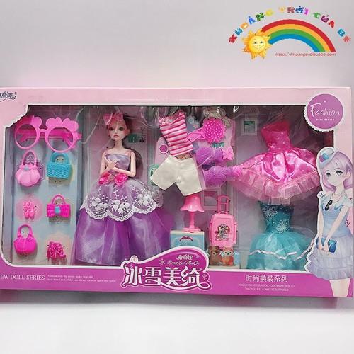Đồ Chơi Công chúa thời trang Fashion Girl [SHIP TOÀN QUỐC] - 6645880 , 16687818 , 15_16687818 , 630000 , Do-Choi-Cong-chua-thoi-trang-Fashion-Girl-SHIP-TOAN-QUOC-15_16687818 , sendo.vn , Đồ Chơi Công chúa thời trang Fashion Girl [SHIP TOÀN QUỐC]
