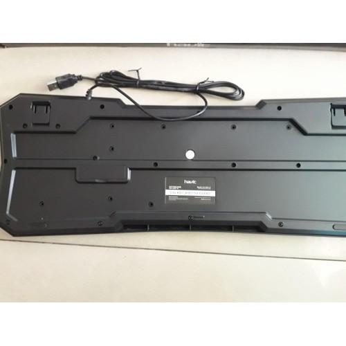 Bàn phím Havit HV - KB316 dùng cổng USB. Hộp Full Box. Vi Tính Quốc Duy