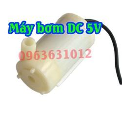 Máy bơm mini 5VDC