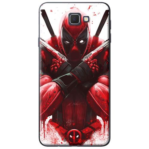 Ốp lưng nhựa dẻo Samsung. J7 Prime Deadpool - 6650824 , 16691497 , 15_16691497 , 99000 , Op-lung-nhua-deo-Samsung.-J7-Prime-Deadpool-15_16691497 , sendo.vn , Ốp lưng nhựa dẻo Samsung. J7 Prime Deadpool