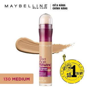 Bút Che Khuyết Điểm Maybelline Age Rewind - Màu 130 Medium 6,2ml - 181 thumbnail
