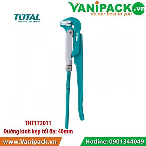 Mỏ lết 90 Độ công nghiệp nặng của Thụy Điển kẹp tối đa 40mm Total THT172011 - 4576122 , 16703287 , 15_16703287 , 168740 , Mo-let-90-Do-cong-nghiep-nang-cua-Thuy-Dien-kep-toi-da-40mm-Total-THT172011-15_16703287 , sendo.vn , Mỏ lết 90 Độ công nghiệp nặng của Thụy Điển kẹp tối đa 40mm Total THT172011