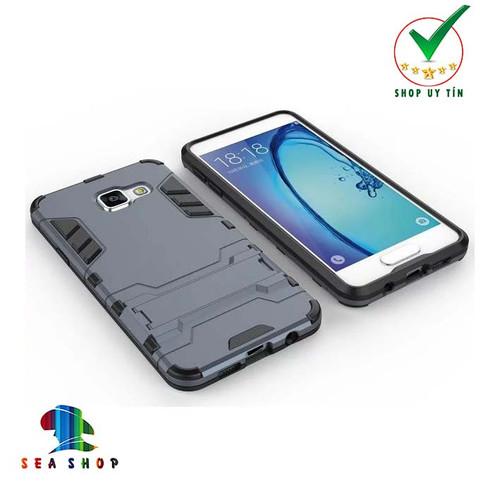 Ốp lưng Samsung Galaxy A5 2017 - A520 Iron man chống sốc
