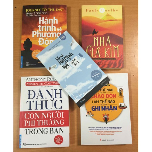 Combo 5 cuốn sách hay - 6663430 , 16700385 , 15_16700385 , 215000 , Combo-5-cuon-sach-hay-15_16700385 , sendo.vn , Combo 5 cuốn sách hay