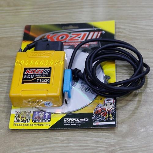 IC kozi gắn exciter 150 có 8 map tăng chỉnh-ECU KOZI - 4753007 , 16707668 , 15_16707668 , 2390000 , IC-kozi-gan-exciter-150-co-8-map-tang-chinh-ECU-KOZI-15_16707668 , sendo.vn , IC kozi gắn exciter 150 có 8 map tăng chỉnh-ECU KOZI