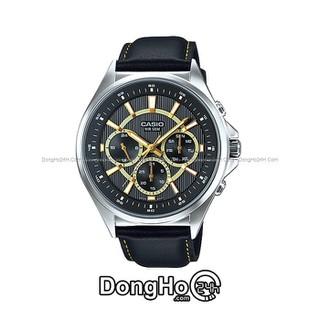 Đồng hồ Casio MTP-E303L-1AVDF - Đồng hồ Casio MTP-E303L-1AVDF thumbnail