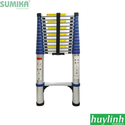 Thang nhôm rút đơn Sumika SKB510 - 5.1m - 6659258 , 16697930 , 15_16697930 , 2500000 , Thang-nhom-rut-don-Sumika-SKB510-5.1m-15_16697930 , sendo.vn , Thang nhôm rút đơn Sumika SKB510 - 5.1m