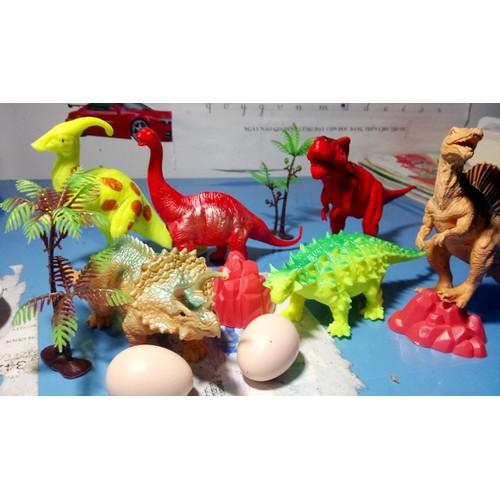 Bộ đồ chơi khủng long- Mô hình khủng long- đồ chơi trẻ em
