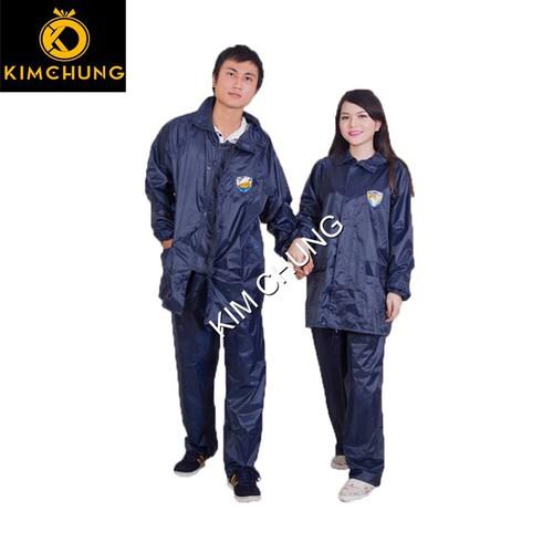 Bộ quần áo mưa vải dù siêu bền Size 5XL
