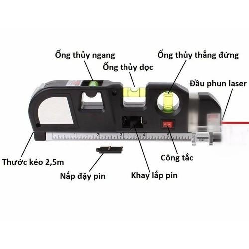 thước đo tia laser