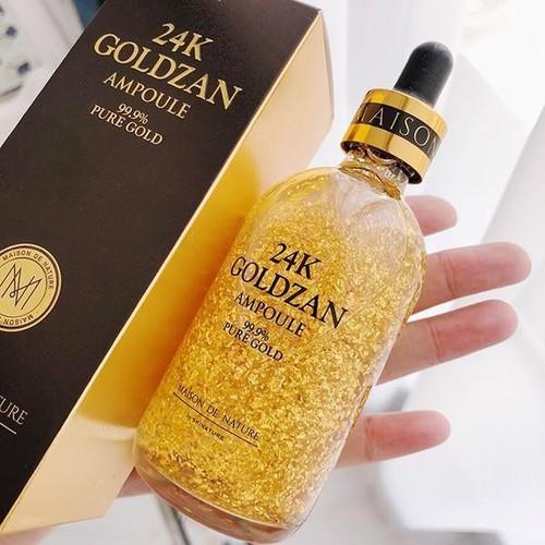 Serum tinh chất vàng 24k Goldzan Ampoule Fure Gold - 6692167 , 16722226 , 15_16722226 , 198000 , Serum-tinh-chat-vang-24k-Goldzan-Ampoule-Fure-Gold-15_16722226 , sendo.vn , Serum tinh chất vàng 24k Goldzan Ampoule Fure Gold