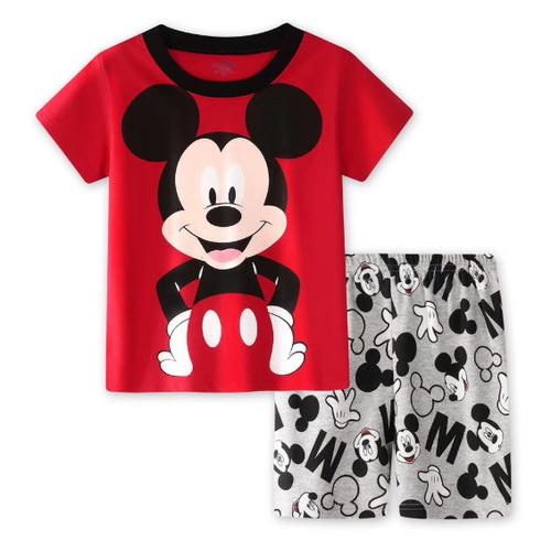 Bộ đồ ngắn chú chuột Mickey cho bé trai - 6664986 , 16701905 , 15_16701905 , 100000 , Bo-do-ngan-chu-chuot-Mickey-cho-be-trai-15_16701905 , sendo.vn , Bộ đồ ngắn chú chuột Mickey cho bé trai