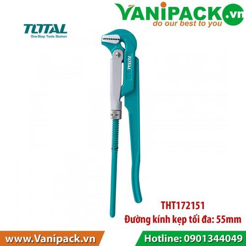 Mỏ lết 90 Độ công nghiệp nặng của Thụy Điển Kẹp tối đa 55mm Total THT172151 - 6667326 , 16703488 , 15_16703488 , 265980 , Mo-let-90-Do-cong-nghiep-nang-cua-Thuy-Dien-Kep-toi-da-55mm-Total-THT172151-15_16703488 , sendo.vn , Mỏ lết 90 Độ công nghiệp nặng của Thụy Điển Kẹp tối đa 55mm Total THT172151