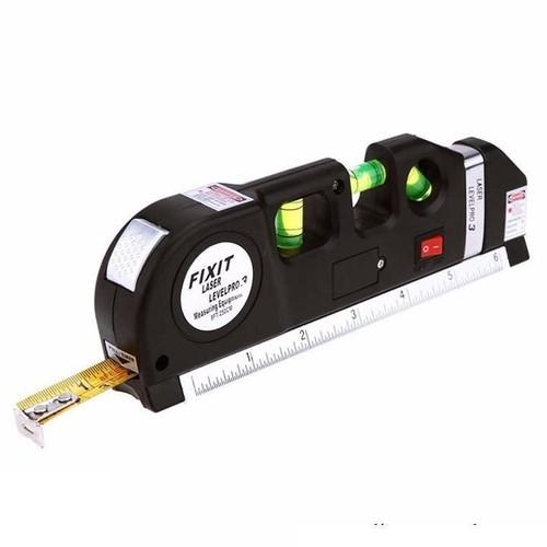 Thước Đo Bằng Laser 2 tia dọc ngang PRO3