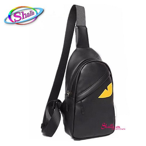 Túi đeo chéo nam mắt thần TH43 Shalla