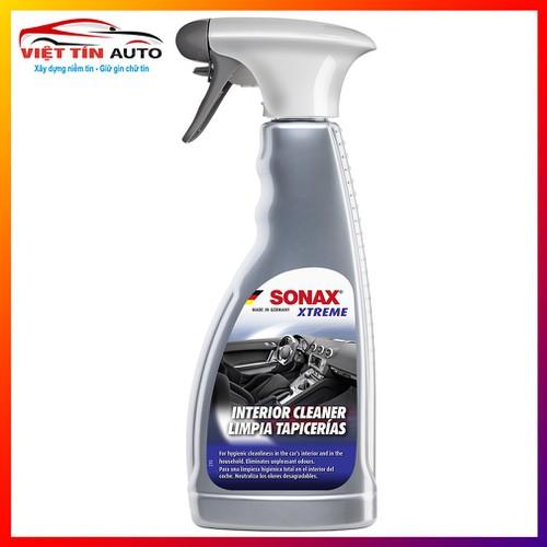 Dung Dịch Làm Sạch Và Khử Mùi Nội Thất Xe Và Nhà Cửa Sonax Xtreme 221241 500ml