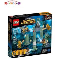 Bộ Lắp Ghép Atlantis LEGO Superheroes 76085 197 Chi Tiết